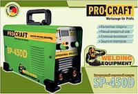 Инвертор сварочный PROCRAFT SP-450D