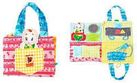 Детская игрушка домик  Будиночок-Сумочка МК8101-01