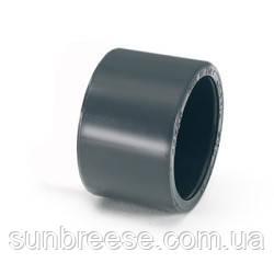 Переходник короткий d.280x225 мм RB90 ПВХ с клеевым соединением (большой диаметр)