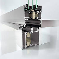 Складная раздвижная система Schüco ASS 70 FD, фото 1