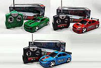 Р/У Машина батар. 3модели/цвета, в кор. 26.5*11*12см /72/(YY-17BCD)