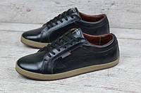 Мужские кожаные кроссовки Ecco 1030, фото 1