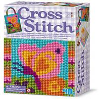 Детский набор для творчества  Вишивка хрестиком