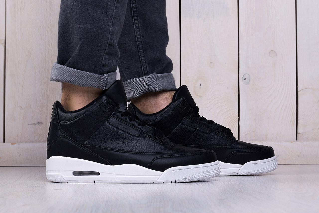 promo code 3b13f 7ce64 Мужские кроссовки Nike Air Jordan Retro 3 Cyber Monday Mens Black White ,  Копия
