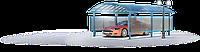 Навес для машины из поликарбоната   Навесы под машину из поликарбоната