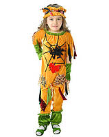Баба Яга, костюм для девочки