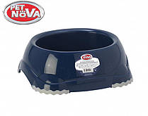 Миска для собак Pet Nova EUROBOWL-INNO-315-BL Синя