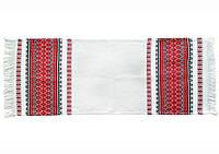 Свадебный рушник с вышивкой «Хлеб - соль» 100/33 см