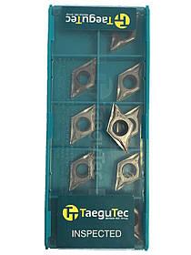Пластина TaeguTec CT3000 DCMT11T308-MT R0.8