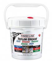 Смазка Finish Line густая Premium Teflon, 1,8кг