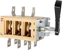 Выключатель-разъединитель e.VR32.P250 перекидной 250А (35В71250)
