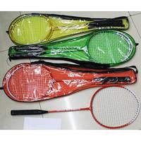 Бадминтон BT-BPS-0048 №802 2 ракетки в сумке 3цв.ш.к./50/(BT-BPS-0048)
