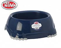 Миска для собак Pet Nova EUROBOWL-INNO-735-BL Синя