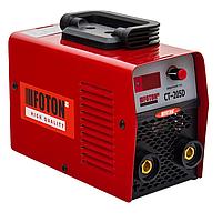 Сварочный инвертор FOTON CT-205B мини картон