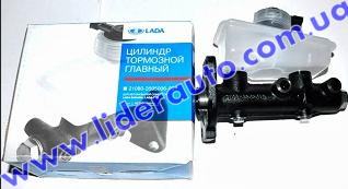 Цилиндр тормозной главный ВАЗ 2108 с бачком (пр-во АвтоВАЗ)  2108-3505006
