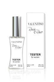 Тестер духи женские Valentino Rockn Rose Couture (Рок енд Роуз)