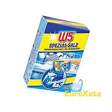 Соль для посудомоечных машин W5 Spezialsalz 2 кг