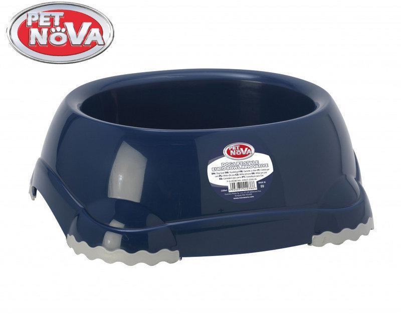 Миска для собак Pet Nova EUROBOWL-INNO-2200-BL Синя