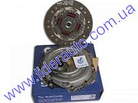 Сцепление ВАЗ 2112 (диск нажим.+вед.+подш) (пр-во SACHS)  3000951033