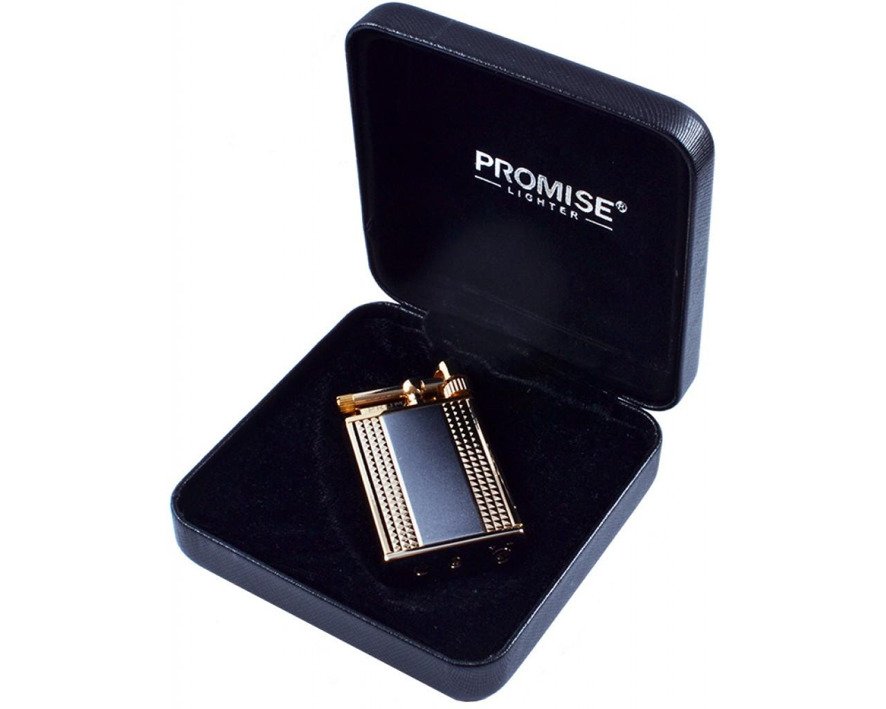 Зажигалка подарочная Promise Темный стиль