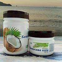 Кокосовое масло нерафинированное Триюга, 200 мл