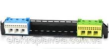 Утримувач з клемах PE/N: 21xN+20xPE / 5xN+6xPE