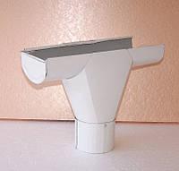 Евро Лейка водосточная  система 110 мм Ø87 белая