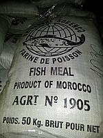 Рыбная мука (Марокко, Мавритания)