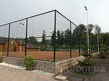 Секционный забор (3D панель) h = 3 м