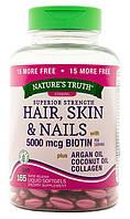 Nature's truth витамины для здоровья и красоты кожи, волос, ногтей