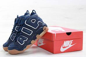 Мужские кроссовки в стиле Nike Air More Uptempo (42, 44, 45 размеры), фото 3