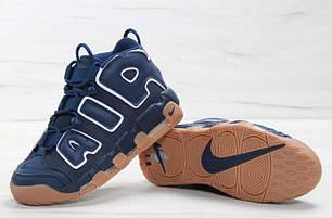 Мужские кроссовки в стиле Nike Air More Uptempo (42, 44, 45 размеры), фото 2