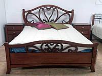 Спальня из массива дерева  Мелестина
