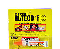 Супер клей «Alteco 110»