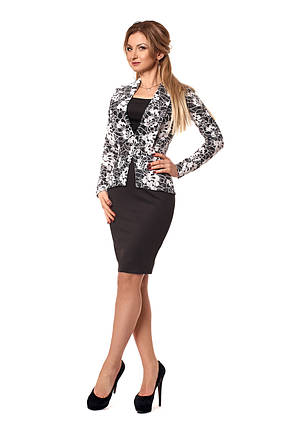 Платье для деловых встреч или офиса, фото 2
