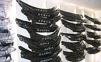 Дефлектор капота Mazda Premacy с 1999–2005 г.в. (Мазда Премаси) Vip Tuning