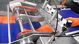 Шкуросъемная машина для риби 40 - 160 шт/хв Cretel, фото 4