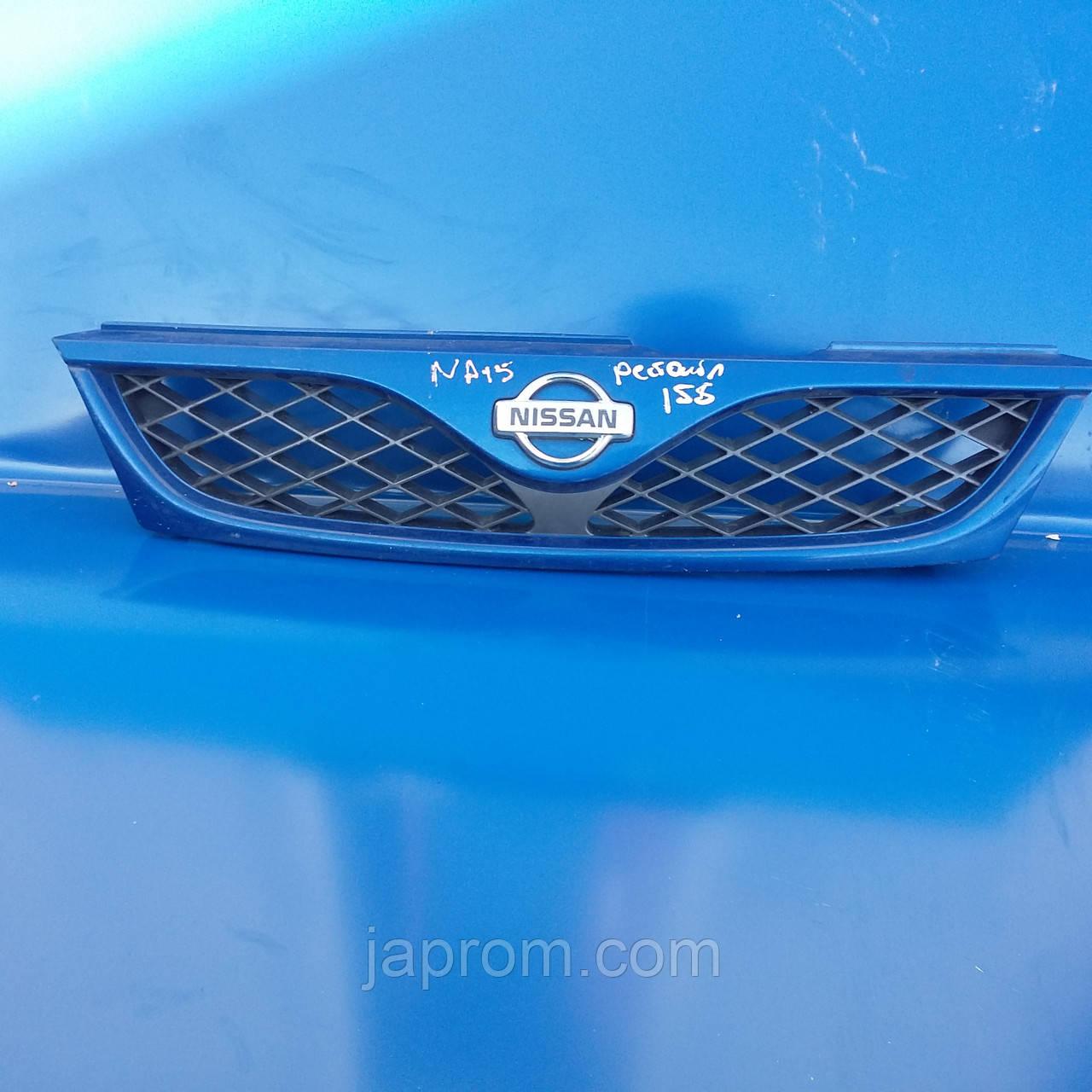 Решетка радиатора Nissan Almera N15 1995-2000г.в. рестай