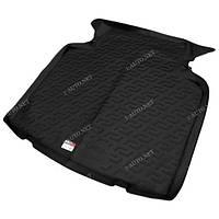 Пластиковый коврик в багажник для Toyota Avensis (T25) (седан) 2002-2009