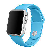 Ремешок Sport Band 38mm Blue для Apple Watch Series 1/2/3