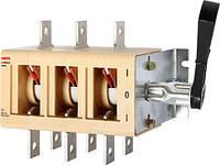 Выключатель-разъединитель e.VR32.P400 перекидной 400А (37В71250)