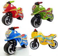 """Детская игрушка  Каталка-мотоцикл """"Маскот"""" арт. 368"""