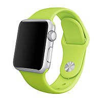 Ремешок Sport Band 38mm Green для Apple Watch Series 1/2/3