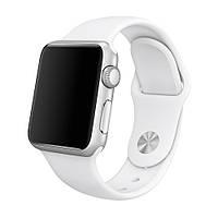 Ремешок Sport Band 38mm White для Apple Watch Series 1/2/3
