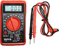 Прилад цифровий для визначення електричних параметрів YT-73080