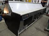 Холодильна вітрина Surfrigo 4 м. бу., гастрономічний прилавок бо., фото 3