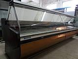 Холодильна вітрина Surfrigo 4 м. бу., гастрономічний прилавок бо., фото 4