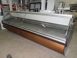 Холодильна вітрина Surfrigo 4 м. бу., гастрономічний прилавок бо., фото 5