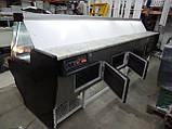 Холодильна вітрина Surfrigo 4 м. бу., гастрономічний прилавок бо., фото 6