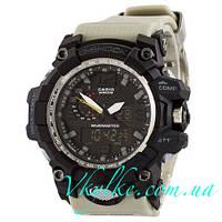 Спортивные часы Casio G-Shock GWG-1000 бежевые